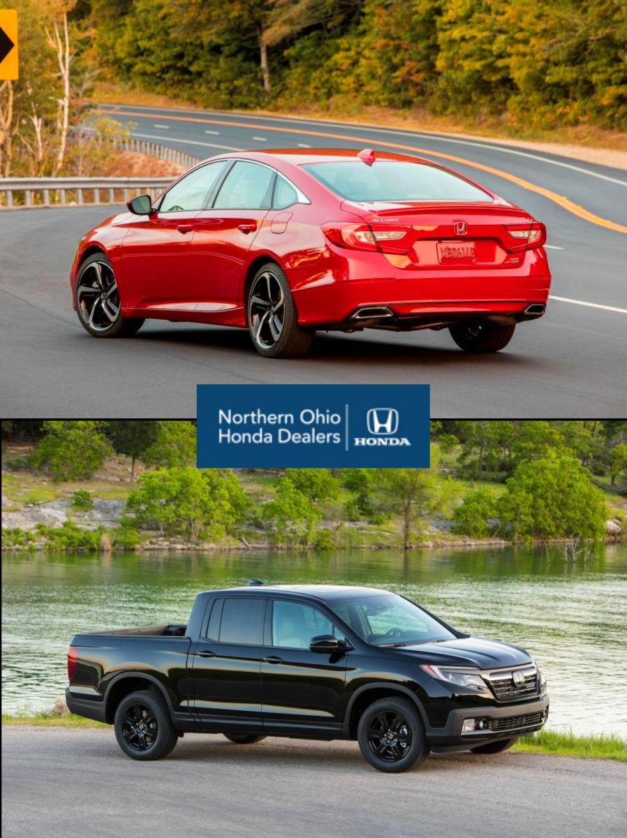 Honda Dealers Cleveland >> Vehicle Giveaway Contest